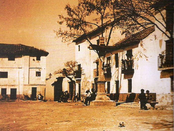 San Miguel Bajo DF 1932