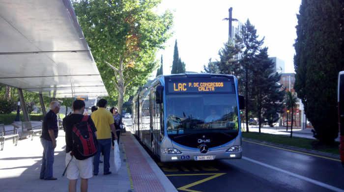 autobuses LAC