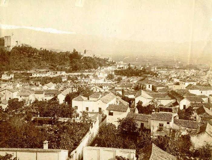 vista Albayzin y Alhambra