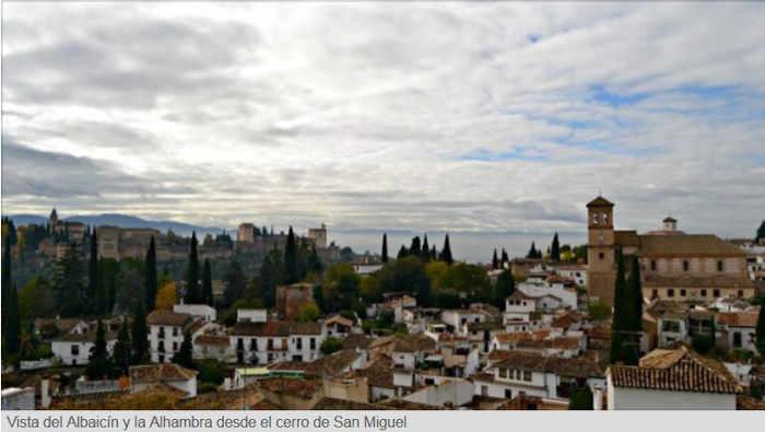 Albayzin y Alhambra