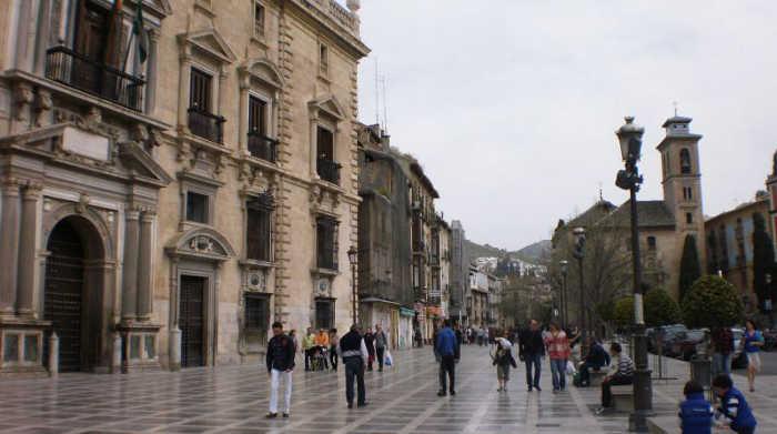 Plaza Nueva Granada GiM 2014