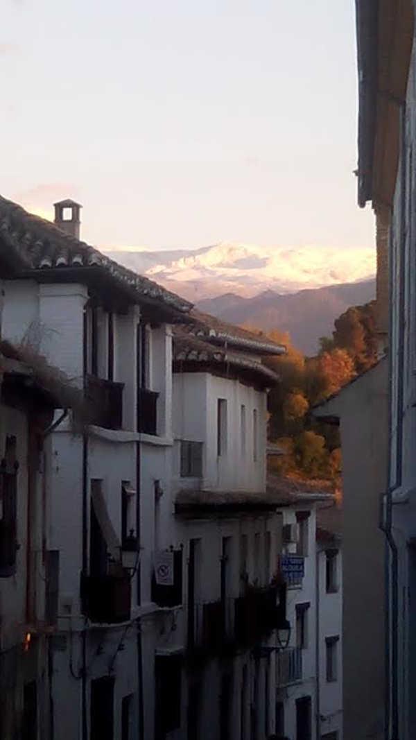 Primeras nieves nov 2014