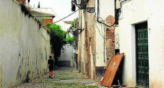 calle Albayzin