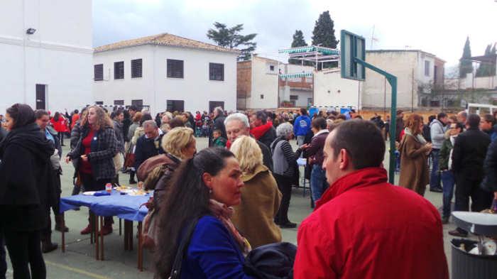 Centenario Colegio Gomez Moreno GiM 2014 b