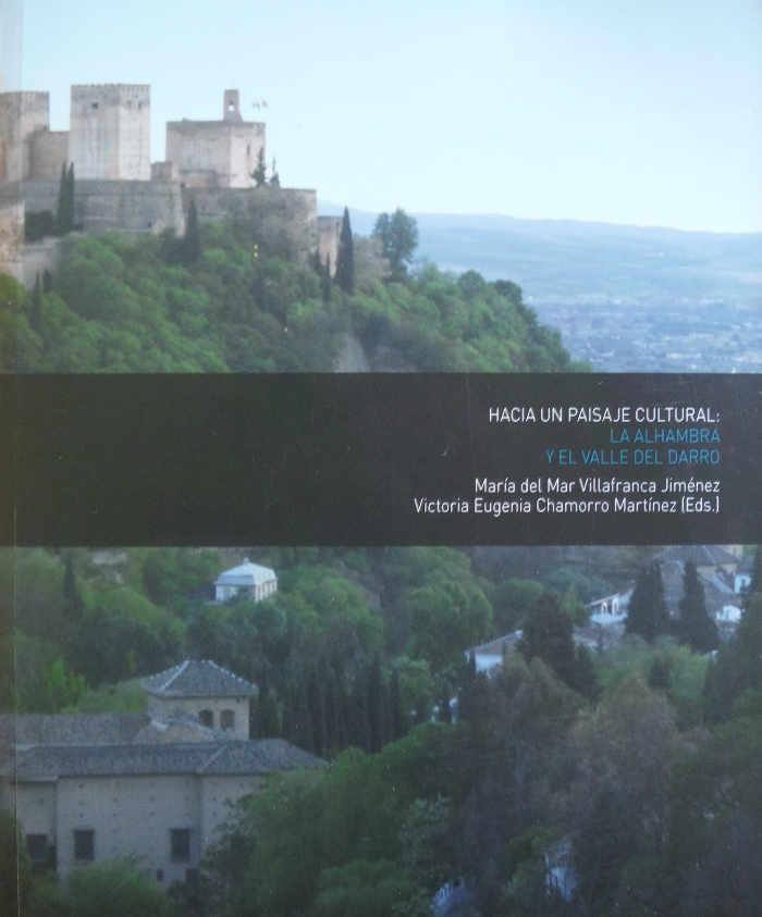 Libro hacia un paisaje cultural