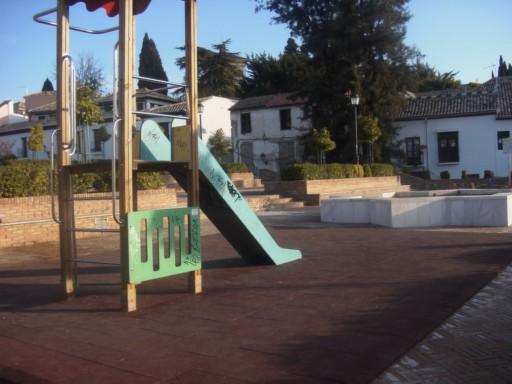 Parque infantil Huerto del Carlos 2012