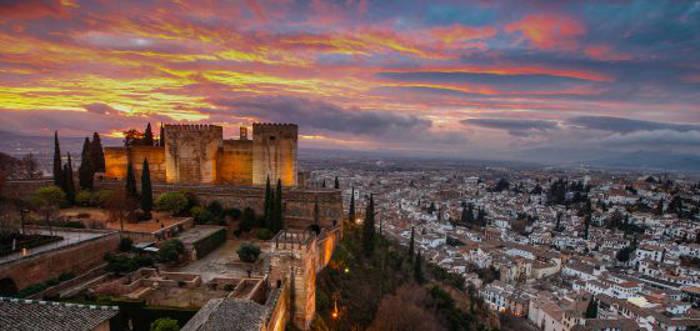 Vista Alhambra y Albayzín (Foto: El País)
