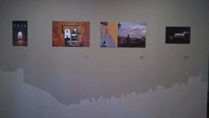 Exposición concurso fotografía 2015 Panel fotos premiadas