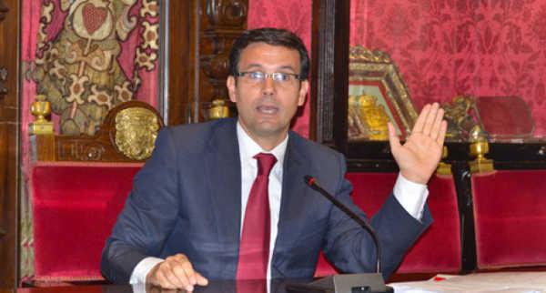 Francisco Cuenca concejal PSOE en Granada