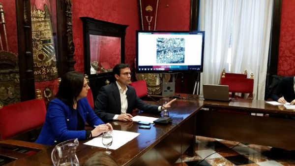 """La propuesta de Cuenca se centra en la creación de """"una ruta de los Cármenes"""". Foto: aG"""