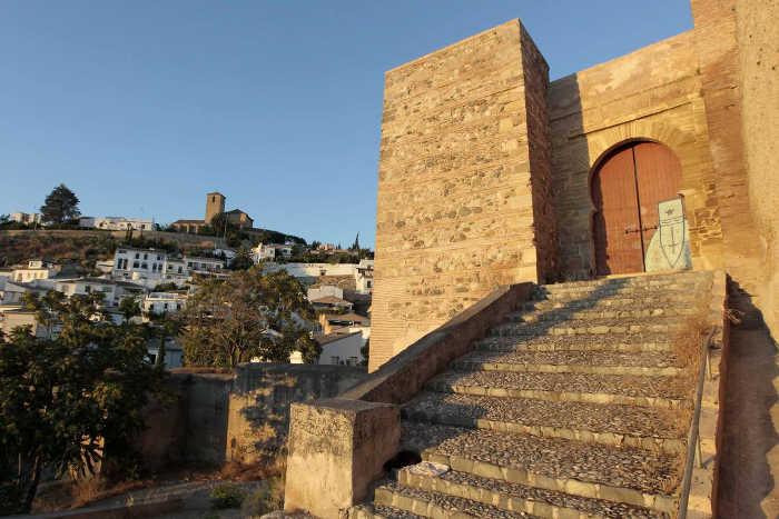 La Puerta Monaita, uno de los accesos más antiguos de la ciudad / GONZÁLEZ MOLERO