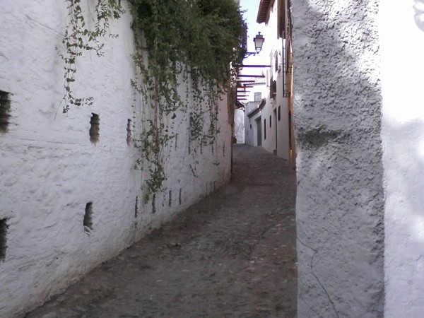 Calle Aljibe de Trillo