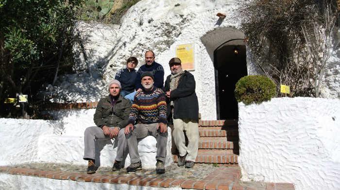 Equipo Museo Cuevas Sacromonte 2015 GiM