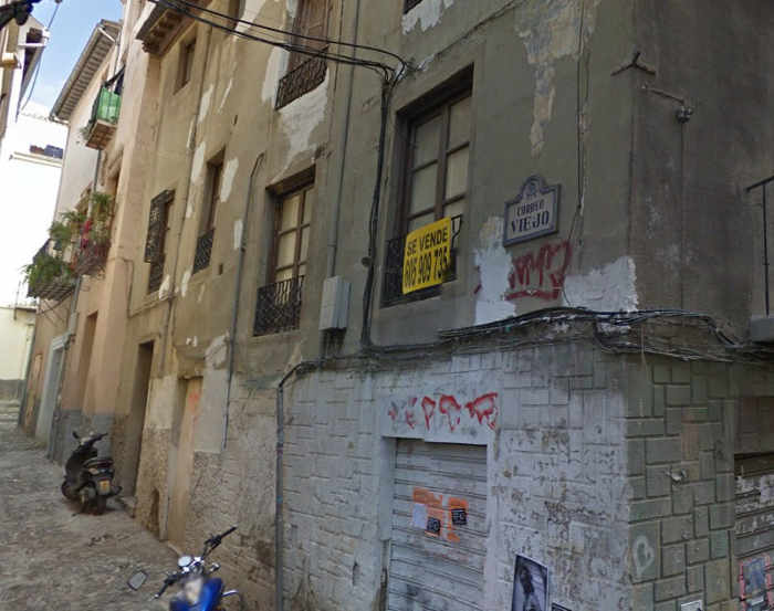 calle Correo Viejo