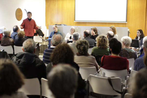 reunion Podemos Albayzin 2015