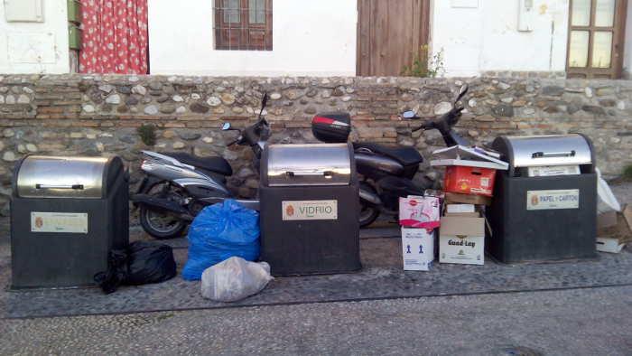 Contenedores Carril La Lona20150306 b