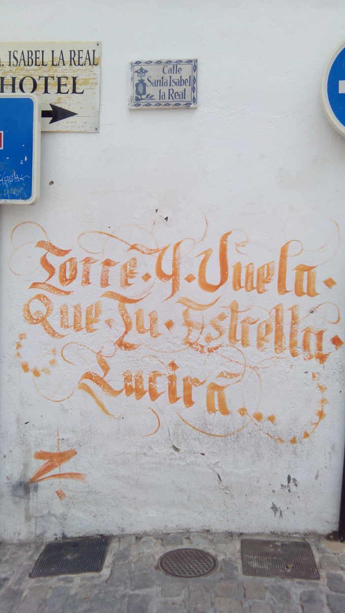 Pintadas Santa Isabel la Real 20150406