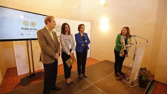 Presentación de la iniciativa / ALFREDO AGUILAR