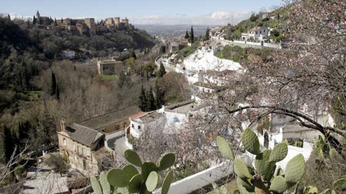 Alhambra Sacromonte
