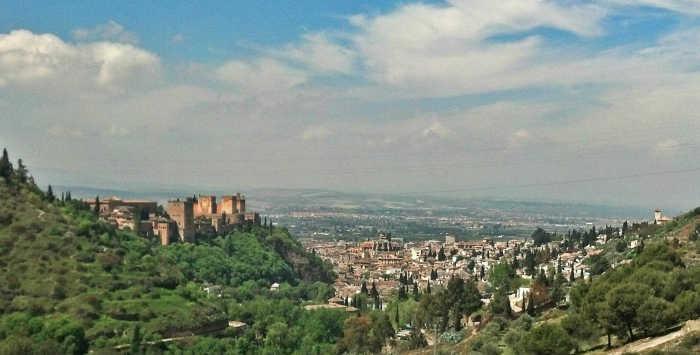 Alhambra y Albayzin
