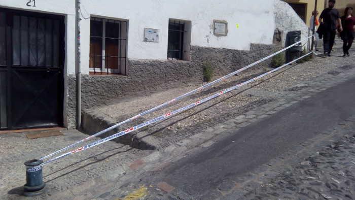Atasco tren La Lona 20150403