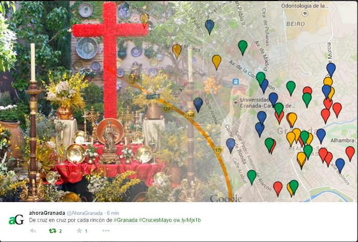 CRUZ DE MAYO 2015 -ahora-Granada