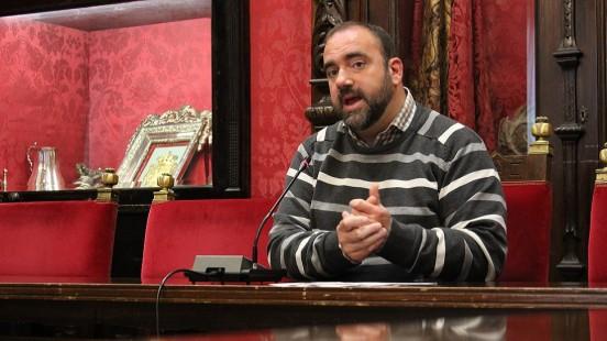 """Puentedura pide al Ayuntamiento que actúe en el Albaicín """"para mejorar la calidad de este barrio"""". Foto: aG"""