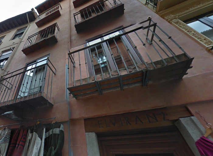 Calle Elvira 21