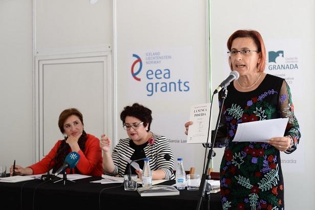 La delegada Ana Gámez, en una imagen de archivo. prensa junta
