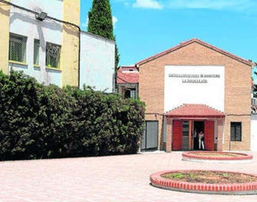 Centro Servicios Sociales Carretera Murcia 2015 GH 2015