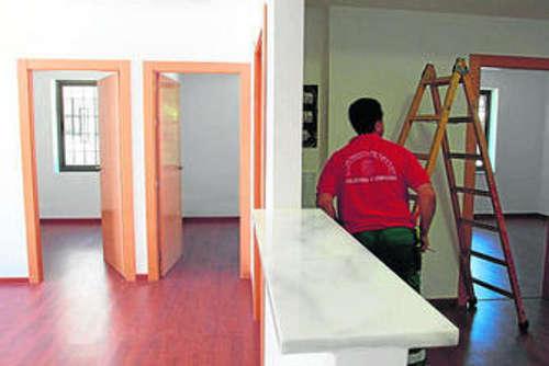 Centro Servicios Sociales Carretera Murcia 2015 obras GH 2015