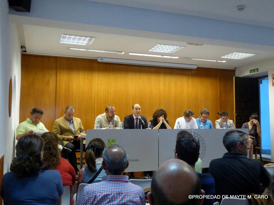 Debate Electoral Albayzin Sacromonte 2015 aa