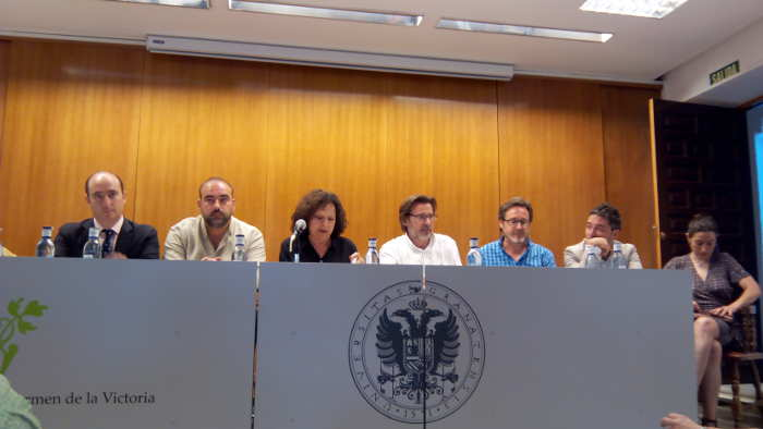 Debate Electoral Albayzin Sacromonte 2015 b