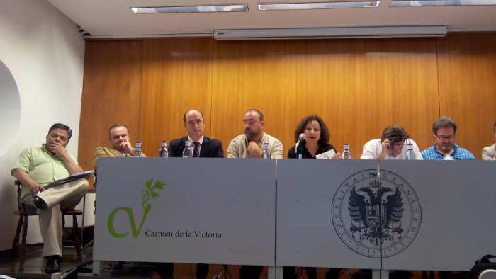 Debate Electoral Albayzin Sacromonte 2015 c