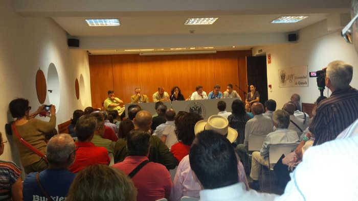 Debate Electoral Albayzin Sacromonte 2015 d