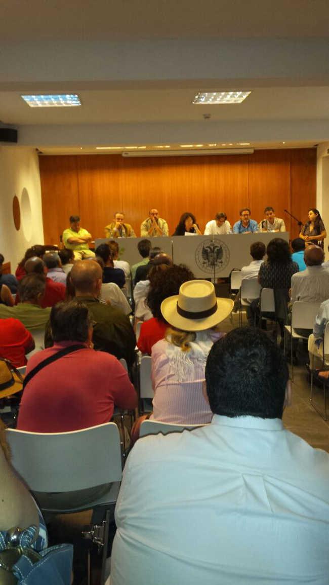 Debate Electoral Albayzin Sacromonte 2015 f
