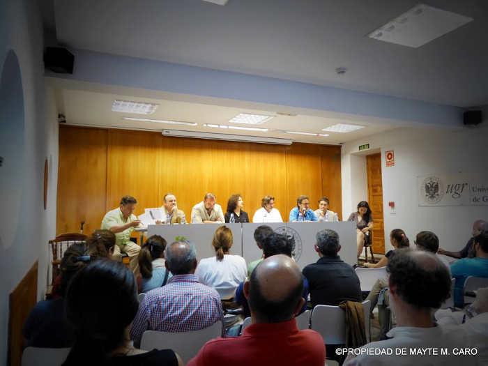 Debate Electoral Albayzin Sacromonte 2015 g