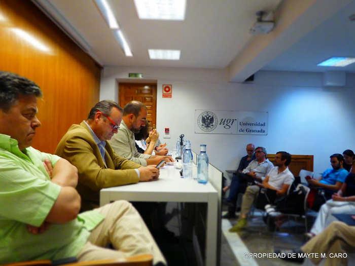 Debate Electoral Albayzin Sacromonte 2015 h