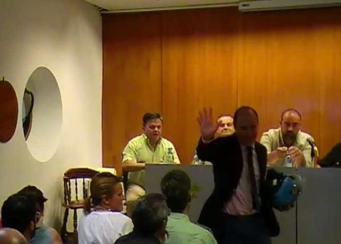 Debate Electoral Albayzin Sacromonte 2015 salida PP