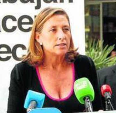 Isabel Nieto concejala Urbanismo PP 2015