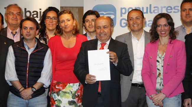 Torres Hurtado ha presentado las bases fundamentales de su programa. Foto: Álex Cámara