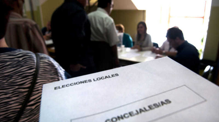 elecciones mesa electoral