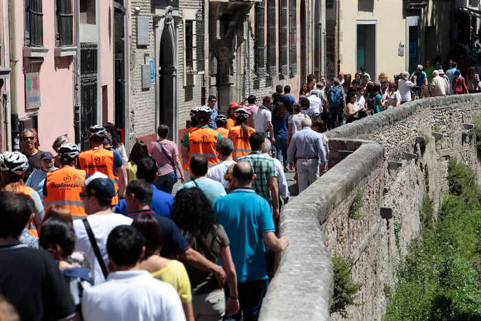 turismo Carrera del Darro EIGR 2015