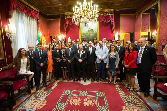 Ayuntamiento de Granada 2015