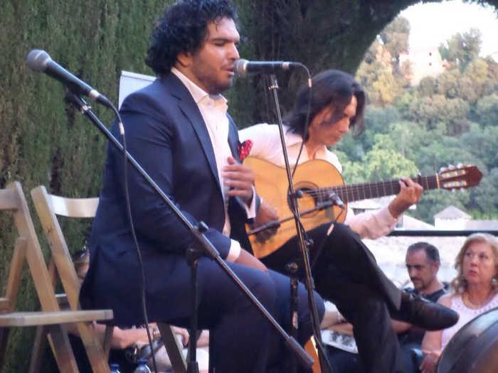 Noches flamencas 2015 26junio 1