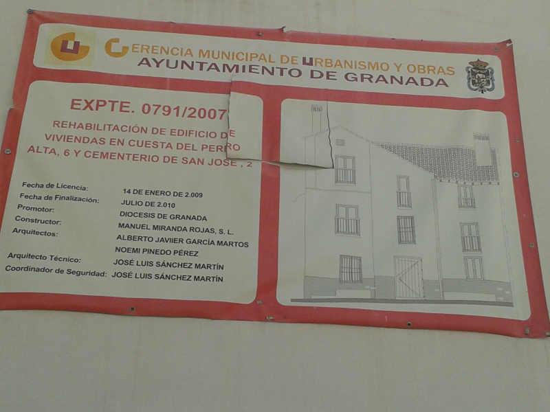 Rehabilitacion sin uso Cuesta Perro diocesis 20150513 b