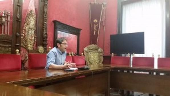 Miguel Angel Madrid concejal PSOE 2015