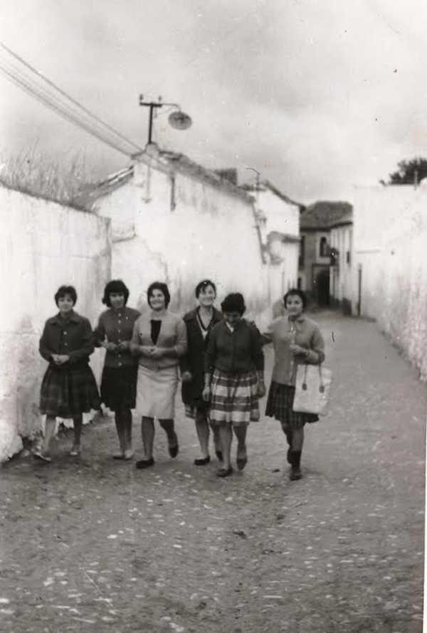 modistillas Albayzin 1960