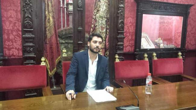 Eduardo Castillo concejal Psoe EI 2015