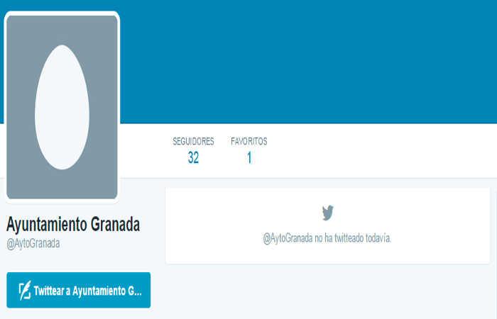Ayuntamiento Granada-twitter
